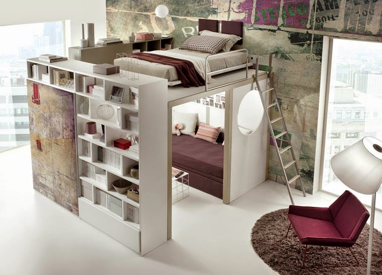 Coolest Loft Beds For Adults For June 2020