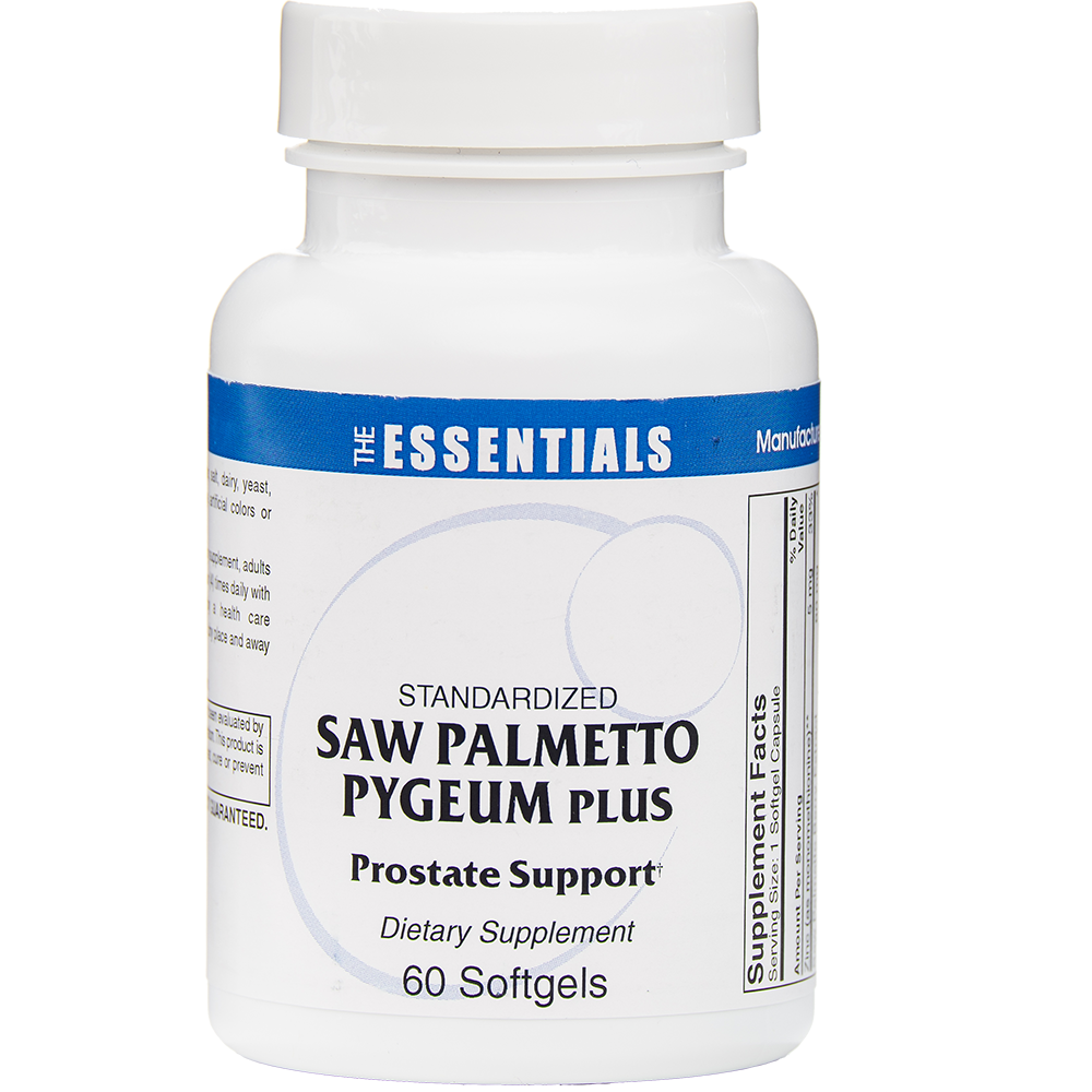 Prostate pain after ejaculate, saw palmetto pygeum nettle