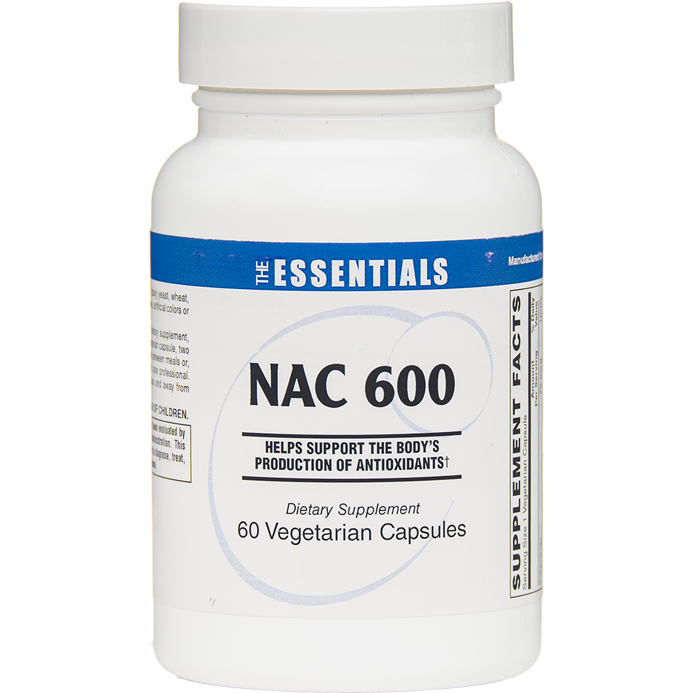 Nac liver support