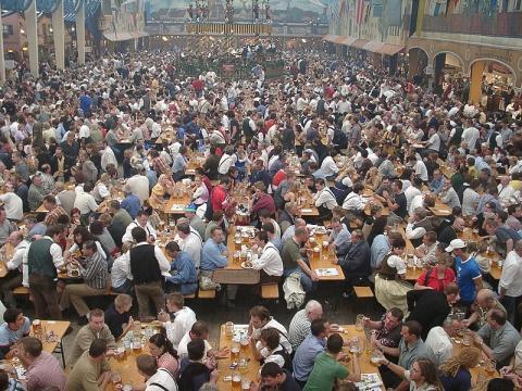 2011 Oktoberfest Breaks Beer Drinking Record