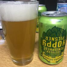 Sierra Nevada Southern Hemisphere Hoppy Pilsner Reviewed