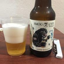Smog City Little Bo Pils Review