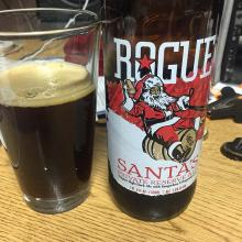 Santa's Private Reserve Ale Reviewed