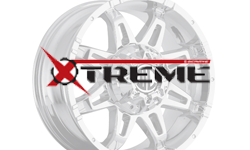 2 Crave Xtreme Offroad Wheels