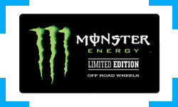 Monster Energy Offroad Wheels