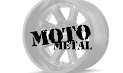 Moto Metal Offroad Wheels