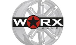Worx Offroad Wheels