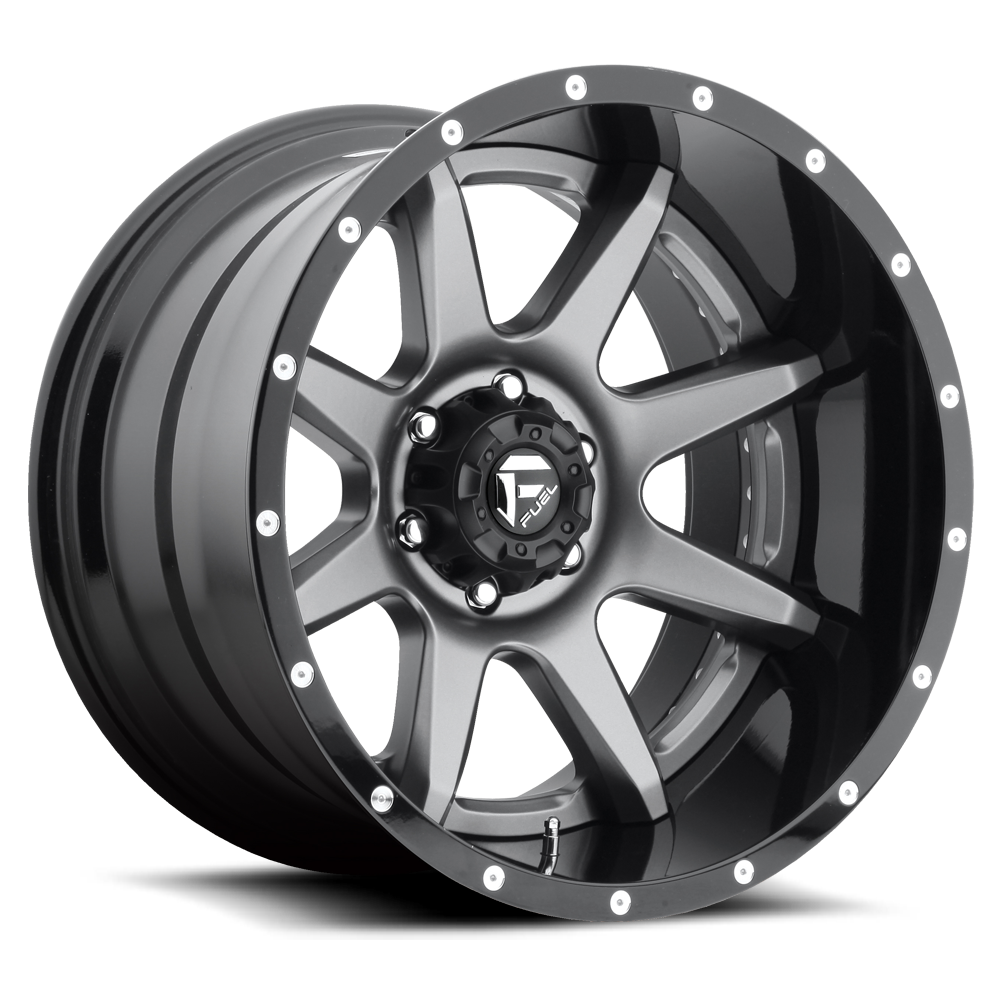 Fuel Offroad Wheels Fuel Offroad D238 Rampage Anthracite