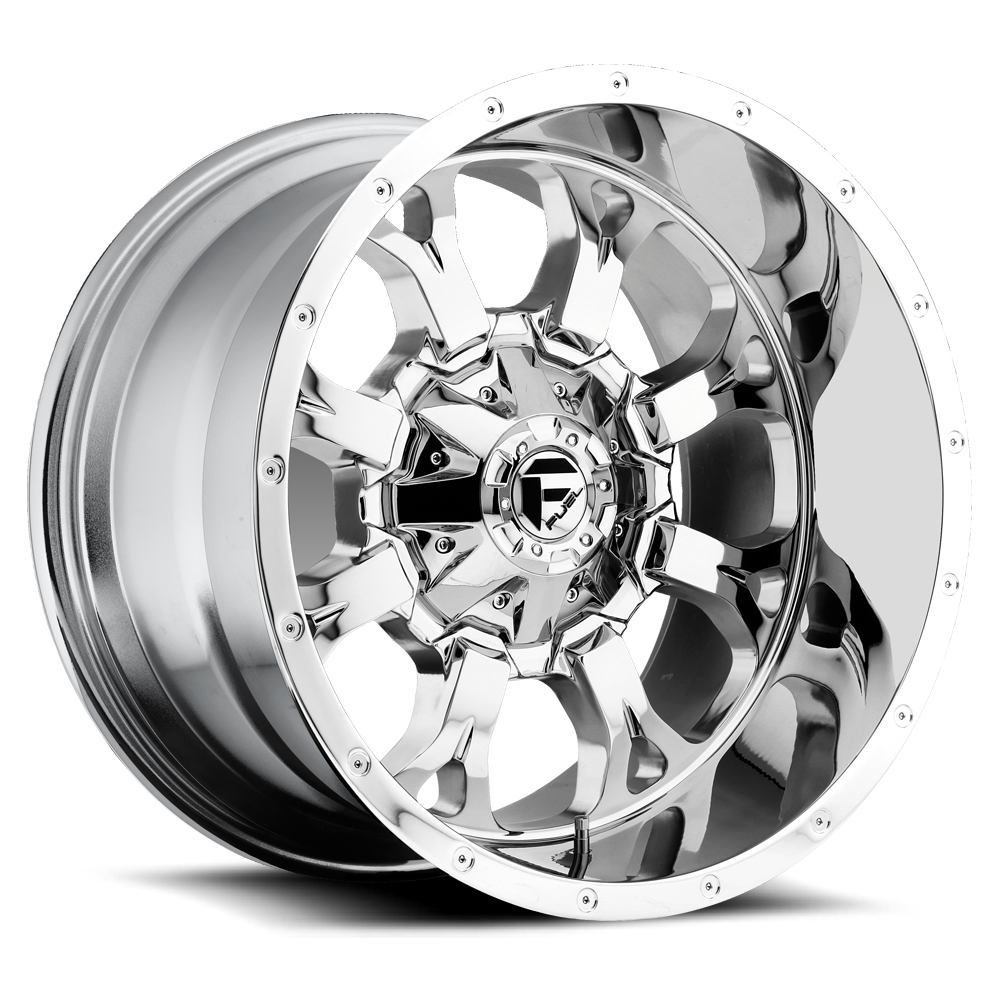 Fuel Offroad Wheels Fuel Offroad D516 Krank Chrome