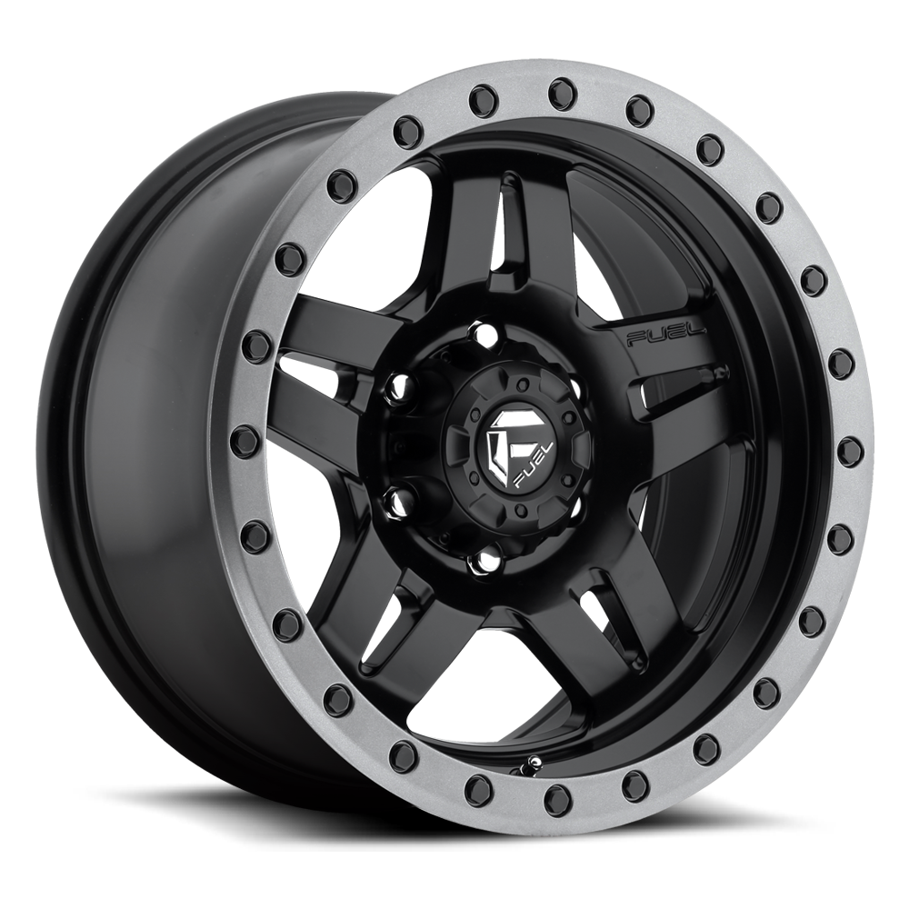 Fuel Offroad Wheels Fuel Offroad D557 Anza Matte Black