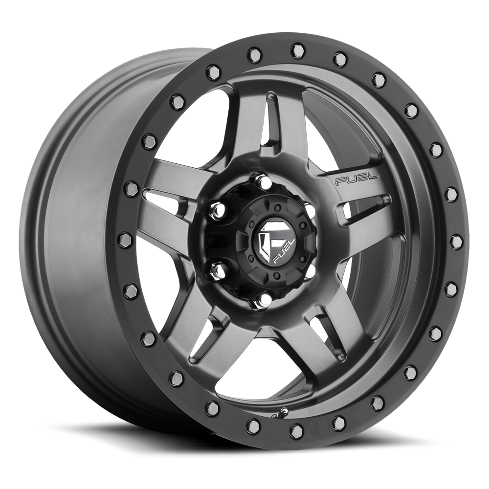 Fuel Offroad Wheels Fuel Offroad D558 Anza Matte Black