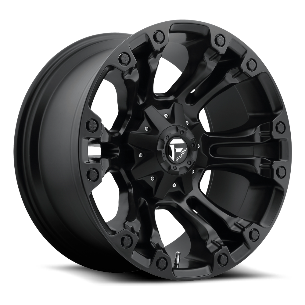 Fuel Offroad Wheels Fuel Offroad D560 Vapor Matte Black