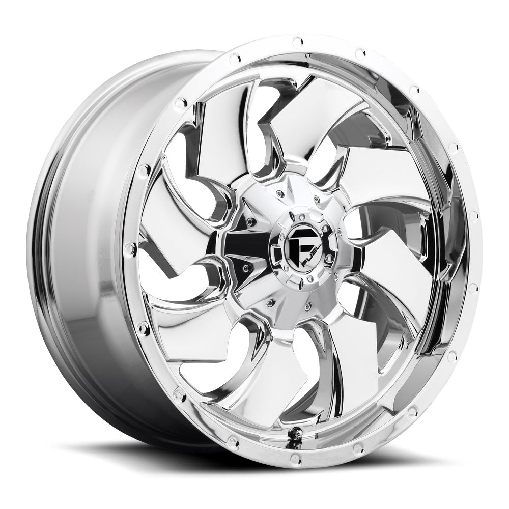 Fuel Offroad Wheels Fuel Offroad D573 Cleaver Chrome