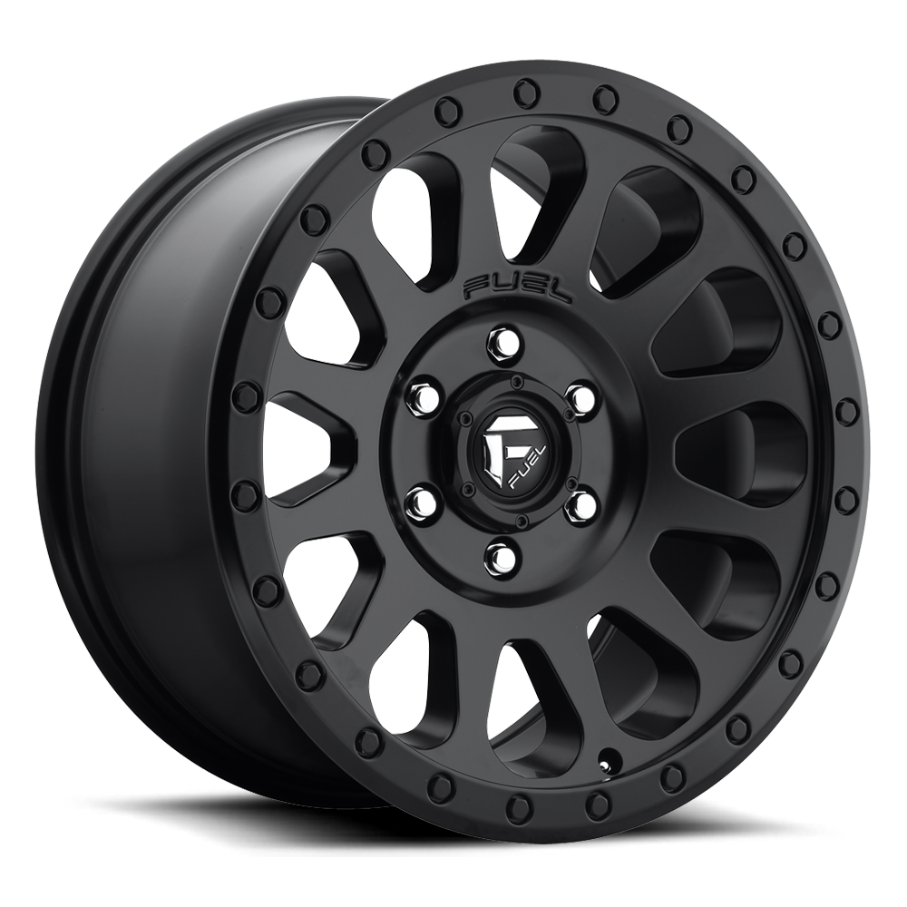 Fuel Offroad D579 Vector Matte Black