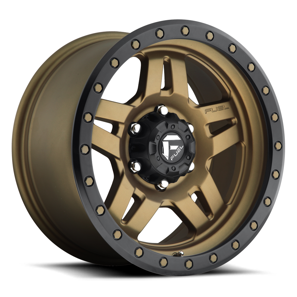 Fuel Offroad Wheels Fuel Offroad D583 Anza Bronze