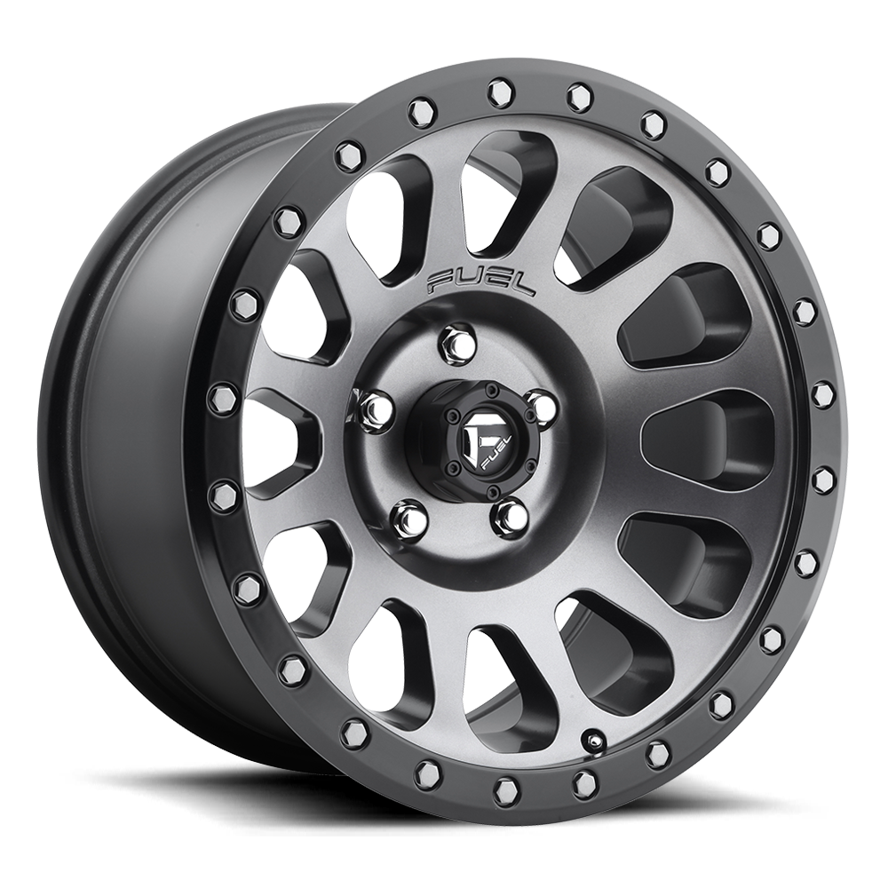 Fuel Offroad Wheels Fuel Offroad D601 Vector Anthracite