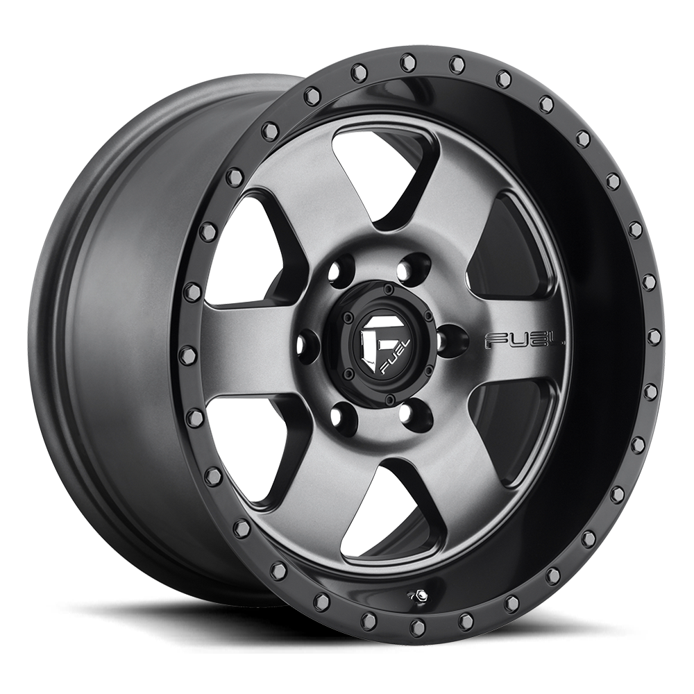 Fuel Offroad Wheels Fuel Offroad D619 Podium Anthracite