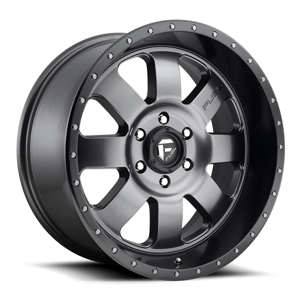 Fuel Offroad Wheels Fuel Offroad D628 Baja Anthracite
