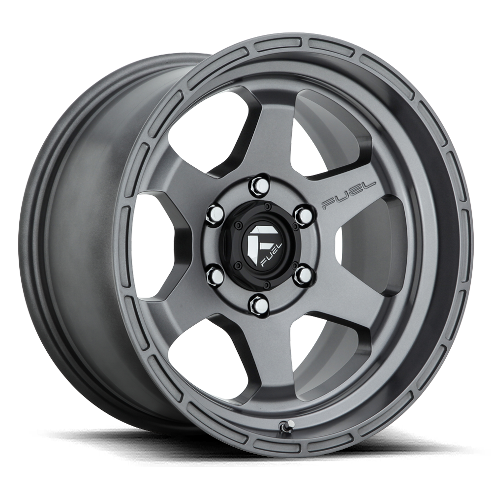 Fuel Offroad Wheels Fuel Offroad D665 Shok Anthracite