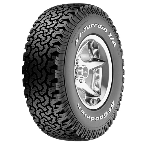 265/70R17 BF Goodrich Tires All-Terrain T/A KO