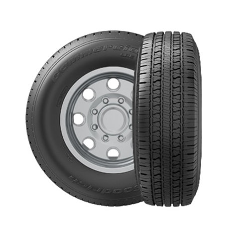 235/80R17 BF Goodrich Tires Commercial T/A AS2