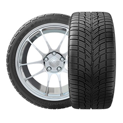 225/45R18 BF Goodrich Tires g-Force COMP 2 A/S