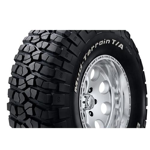 255/80R17 BF Goodrich Tires Mud Terrain T/A KM2