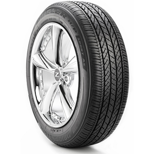 255/55R18 Bridgestone Tires Dueler H/P Sport AS