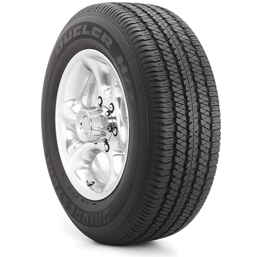 255/70R18 Bridgestone Tires Dueler H/T (D684 II)