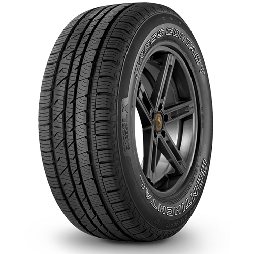 255/60R18 Continental Tires ContiCrossContact LX