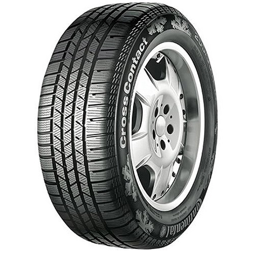 255/60R18 Continental Tires ContiCrossContact Winter