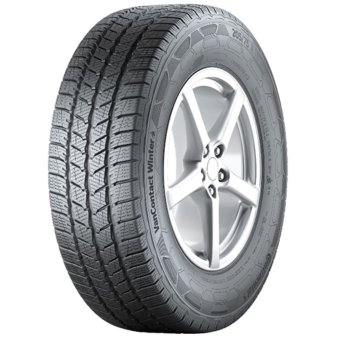 225/75R16 Continental Tires VanContactWinter