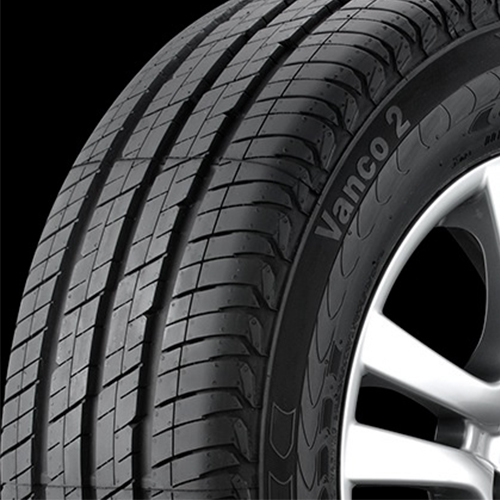 215/65R16 Continental Tires Vanco 2