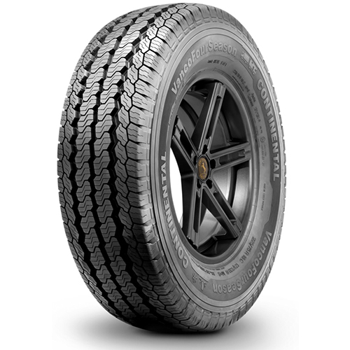 225/75R16 Continental Tires VancoFourSeason