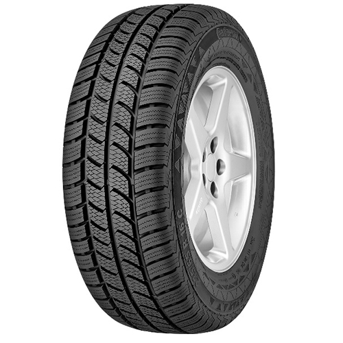 225/55R17 Continental Tires VancoWinter 2