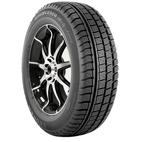 235/60R18 Cooper Tires Discoverer M+S Sport