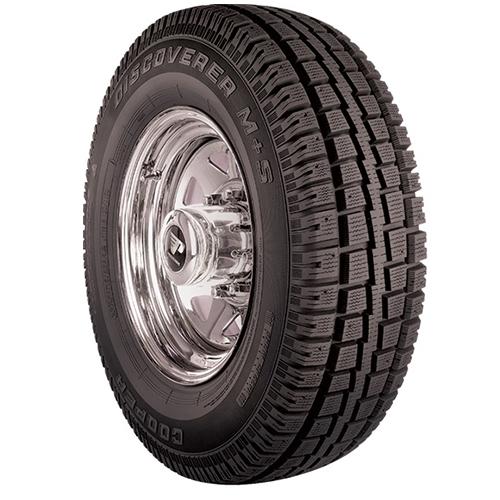 235/80R17 Cooper Tires Discoverer M+S