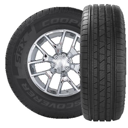 275/55R20 Cooper Tires Discoverer SRX