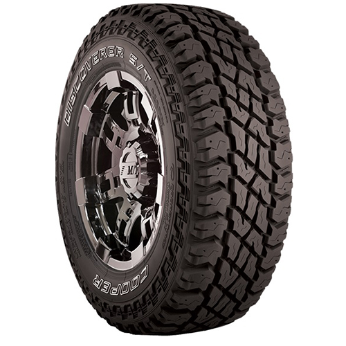 275/65R20 Cooper Tires Discoverer S/T Maxx