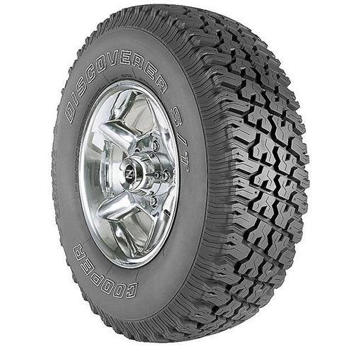235/80R17 Cooper Tires Discoverer S/T