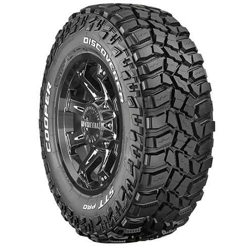 37/12.5R20 Cooper Tires Discoverer STT Pro