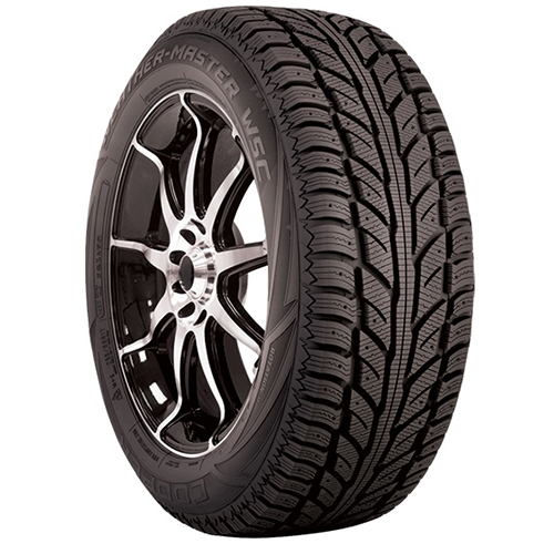 235/60R18 Cooper Tires Weather-Master WSC