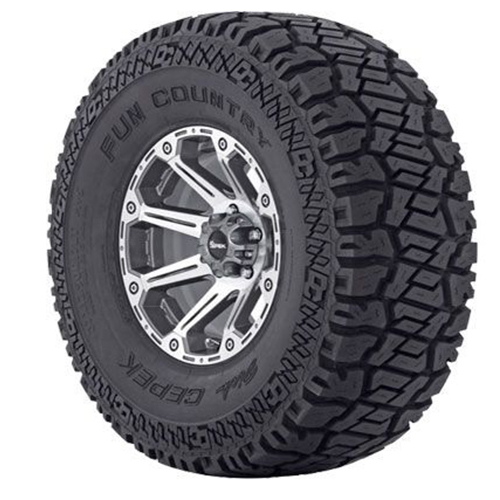 285/55R20 Dick Cepek Tires Fun Country