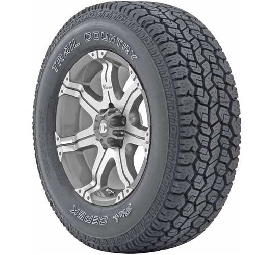 245/75R17 Dick Cepek Tires Trail Country
