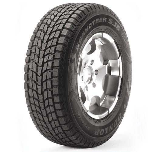 235/60R17 Dunlop Tires Grandtrek SJ6