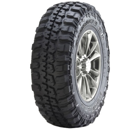 37/12.5R20 Federal Tires Couragia M/T