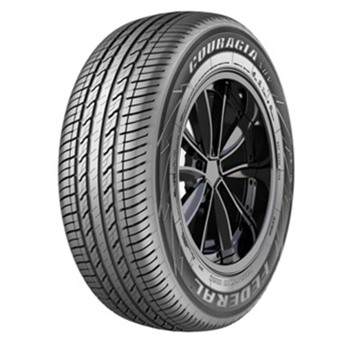 235/55R17 Federal Tires Couragia XUV