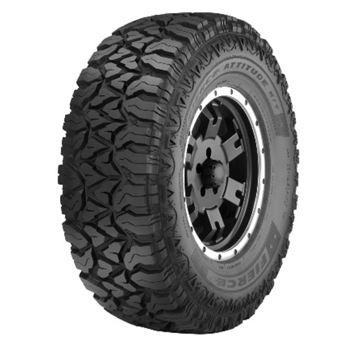 35/12.5R17 Fierce Tires Attitude M/T