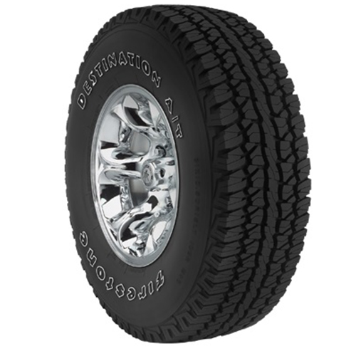 255/75R17 Firestone Tires Destination A/T
