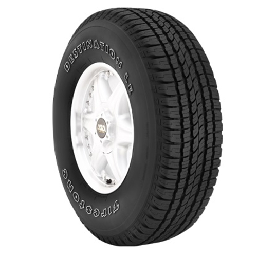265/65R18 Firestone Tires Destination LE